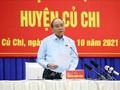 Presiden Nguyen Xuan Phuc Lakukan Kontak dengan Para Pemilih Kota Ho Chi Minh