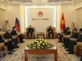 Вьетнам и Россия активизируют оборонное, военно-техническое сотрудничество