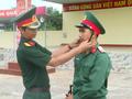 О полковнике  И Миен Ктуле, который следует кампании «Идеологию, нравственность и стиль Хо Ши Мина – в учебу и работу»