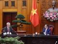 Активизация сотрудничества между Вьетнамом и Францией во многих сферах