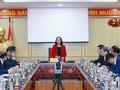 Trưởng Ban Tổ chức Trung ương gặp mặt các đại sứ, tổng lãnh sự trước khi nhận nhiệm vụ