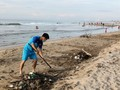 Очистка морей в провинции Биньтхуан