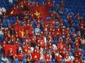 Bán vé trận đấu giữa đội tuyển Việt Nam - Đội tuyển UAE cho cổ động viên Việt Nam