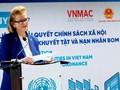 Ra mắt ứng dụng quản lý thông tin người khuyết tật ở Việt Nam
