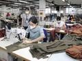 Phục hồi sản xuất dệt may, da giày
