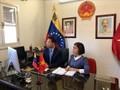 Vietnam y Venezuela impulsar la promoción del comercio bilateral