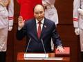 Nguyên Xuân Phuc élu président de la République