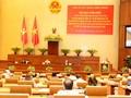 Poursuivre le mouvement « Étudier et suivre l'exemple moral du président Hô Chi Minh »