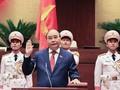 Nguyên Xuân Phuc réélu au poste de président de la République