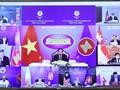 AMM-54: Le Vietnam participe à l'élaboration de la vision communautaire de l'ASEAN après 2025