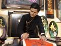 Dô Nhât Thinh: la calligraphie prend un coup de jeune