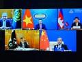 Dang Hoàng Giang à la 6e conférence des ministres des Affaires étrangères de la CICA