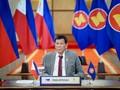 ฟิลิปปินส์เรียกร้องให้ธำรงสันติภาพในทะเลตะวันออกในการประชุมผู้นำอาเซียน