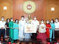 Phật giáo Việt Nam tại Hàn Quốc ủng hộ Quỹ vaccine phòng chống Covid-19