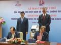 USAID  hỗ trợ gần 10 triệu USD giúp Việt Nam ứng phó dịch bệnh và giảm thiếu tác động của COVID-19
