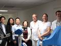 Doanh nghiệp Việt tại Séc hỗ trợ các trang thiết bị y tế cho các bệnh viện để chống dịch