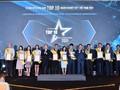Trao giải Top 10 doanh nghiệp công nghệ thông tin Việt Nam năm 2021