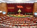 Усиление и расширение масштаба строительcтва и упорядочения партийных рядов