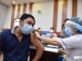 Hàng ngàn công nhân TP.HCM được tiêm vaccine COVID-19 trong ngày chủ nhật