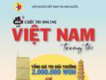 """Hội người Việt tại Hàn Quốc tổ chức cuộc thi online """"Việt Nam trong tôi"""""""