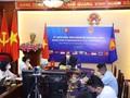 Nhân viên công tác xã hội ASEAN là trung tâm của quá trình phục hồi sau Covid-19