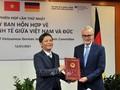 EVFTA - Động lực quan trọng thúc đẩy quan hệ thương mại Đức - Việt Nam