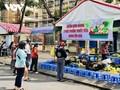 """Cần Thơ chính thức triển khai mô hình """"mang chợ ra phố"""""""