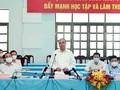 Нгуен Суан Фук провёл рабочие встречи в уездах Кучи и Хокмон