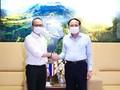 ผลักดันความร่วมมือระหว่างท้องถิ่นของเวียดนามกับไทย