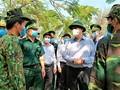 Southwestern border provinces strengthen COVID-19 prevention measures