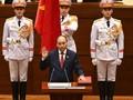 Dirigentes internacionales felicitan a los líderes vietnamitas recién elegidos