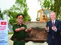 Superar las consecuencias de la guerra, un sector de cooperación importante en las relaciones Vietnam-Estados Unidos