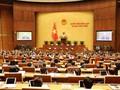 Asamblea Nacional Vietnamita: más eficiencia para más desarrollo
