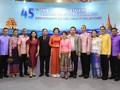 """เปิดงานมิตรภาพ """"หมู่บ้านมิตรภาพไทย-เวียดนามเพื่อการพัฒนาอย่างยั่งยืน"""""""