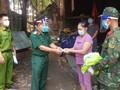 Bewohner in Ho-Chi-Minh-Stadt stabilisieren das Leben und führen Epidemie-Bekämpfung fort