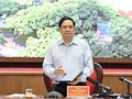 PM asks Hanoi to put COVID-19 containment first