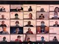 การประชุมออนไลน์ผู้บริหารสภากาชาดและพระจันทร์เสี้ยวแดงอาเซียนครั้งที่18