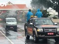胡志明市举行历来一次最大的 Covid-19 喷雾消杀出征活动