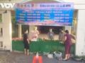 同塔省梅塔县为农产品寻找销路
