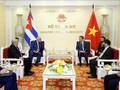 Promueven la cooperación entre el Ministerio de Seguridad Pública de Vietnam y el del Interior de Cuba
