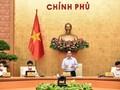El primer ministro exige medidas más estrictas contra el covid-19 y el aumento del escudo social