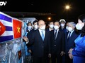 Vietnam comparte y coopera por un mundo pacífico