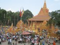 Célébrer la  fête Chôl Chnam Thmây de manière décente