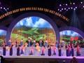 Journée culturelle des ethnies vietnamiennes
