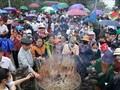 Phu Tho: plus de 60.000 pèlerins venus rendre hommage aux rois Hùng