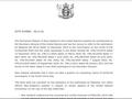 La Nouvelle-Zélande demande à l'ONU de rejeter les revendications de droits historiques en mer Orientale