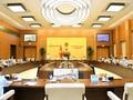 Ouverture de la quatrième session du comité permanent de la quinzième législature