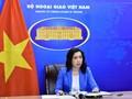 Le Vietnam réaffirme sa position sur la mer Orientale
