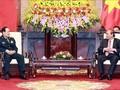 Активизация отношений всеобъемлющего стратегического партнерства и сотрудничества между Вьетнамом и Китаем