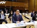 Quốc hội Việt Nam tăng cường hoạt động đối ngoại đa phương và song phương